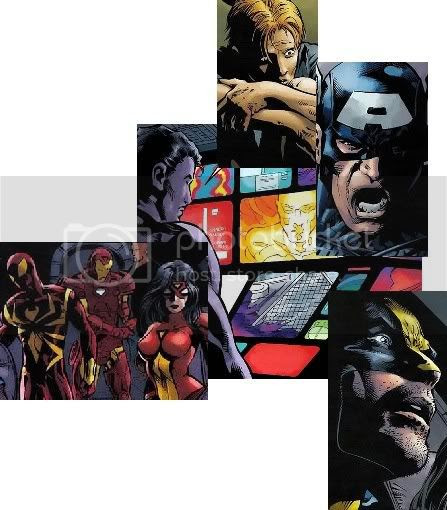 Os Vingadores se organizam