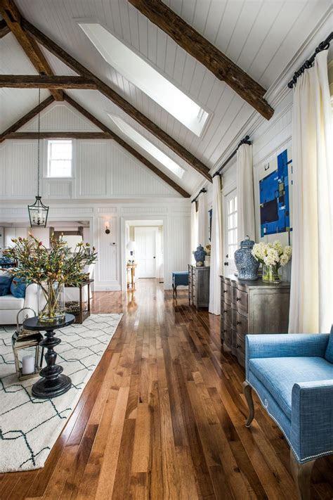 hardwood   hgtv dream homes living room wood