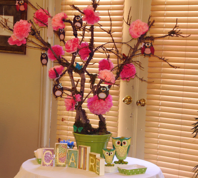 35 Cute Owl Centerpieces For Baby Shower Table Decorating Ideas