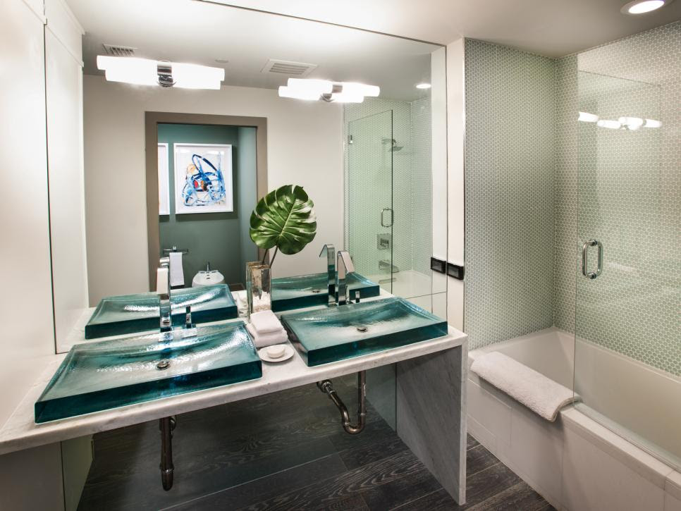 HGTV Urban Oasis 2012: Guest Bathroom Pictures | HGTV ...