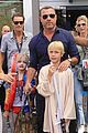 liev schreiber sons dress up in costume at comic con 04