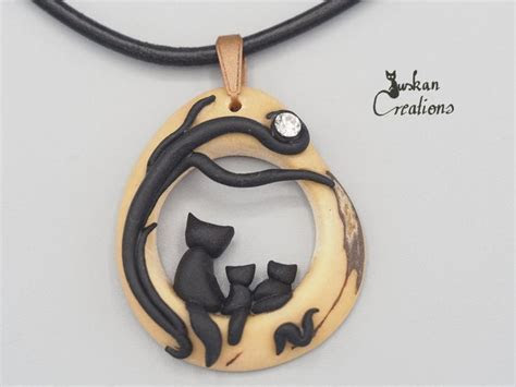 Best 25  Polymer clay cat ideas on Pinterest