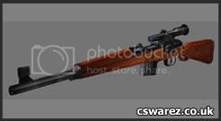 Skin Arma Sniper rifle