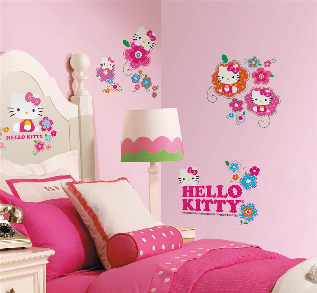 Hello Kitty Wall Decor   eBay