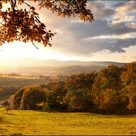 Herbstwiese by Christoph Müller on 500px.com