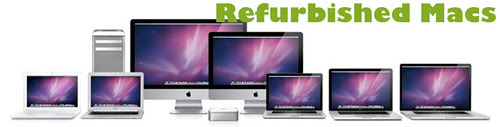 refurbished macs