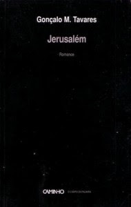Jerusalém - Gonçalo M. Tavares
