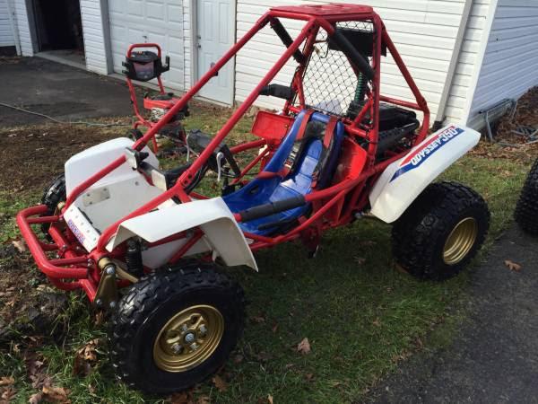 1985 Honda Odyssey ATV FL350 For Sale in Pittsburgh, PA