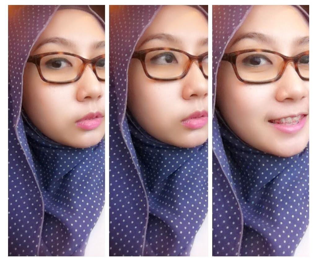 27 Gambar Menarik Tutorial Hijab Bahan Licin Sayang Dilewatkan