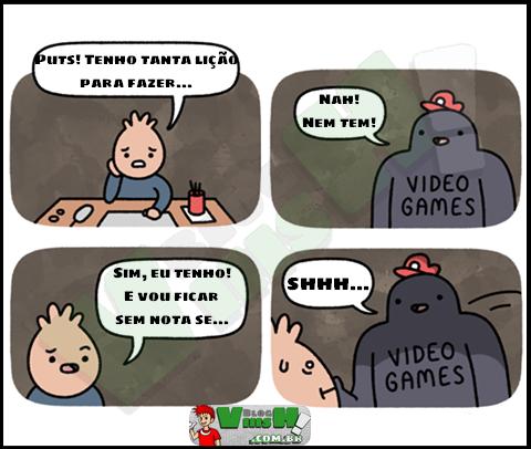 Blog Viiish - Video-games