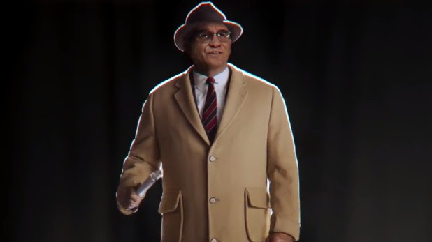 Awkward Vince Lombardi hologram before Super Bowl 55 prompts confusion on Twitter