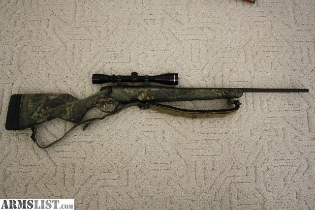 ARMSLIST - For Sale: Steyr-Mannlicher Pro Hunter .308 Bolt Action w/Leupold Scope
