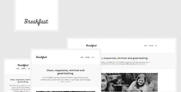 Tumblr themes, Tumblr responsive theme, Tumblr templates