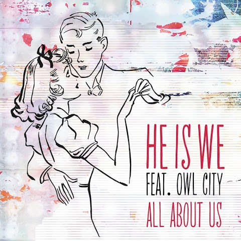 Owl City He Is We All About Us Lyrics