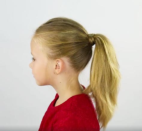 3 Idées Coiffures Pour Votre Petite Fille