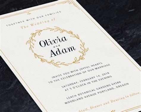 75  High Quality Wedding Invitation Card Designs (PSD
