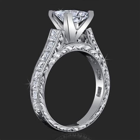 Stacked Diamonds Classical Square Cathedral for Any Size