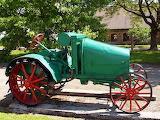 traktor - online jigsaw puzzle - 20 pieces