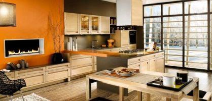open-plan-kitchen-designs- ...