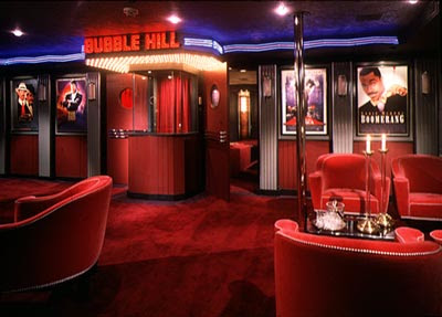 Home Theater Ticket Booths