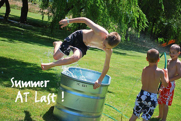 Summer at Last