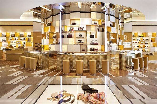Louis Vuitton Shanghai