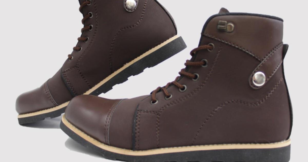 OBRAL Jual Sepatu Boots Pria Adabos Aventador Safety - Sepatu Boot Safety  Purwokerto 15c1186d1c