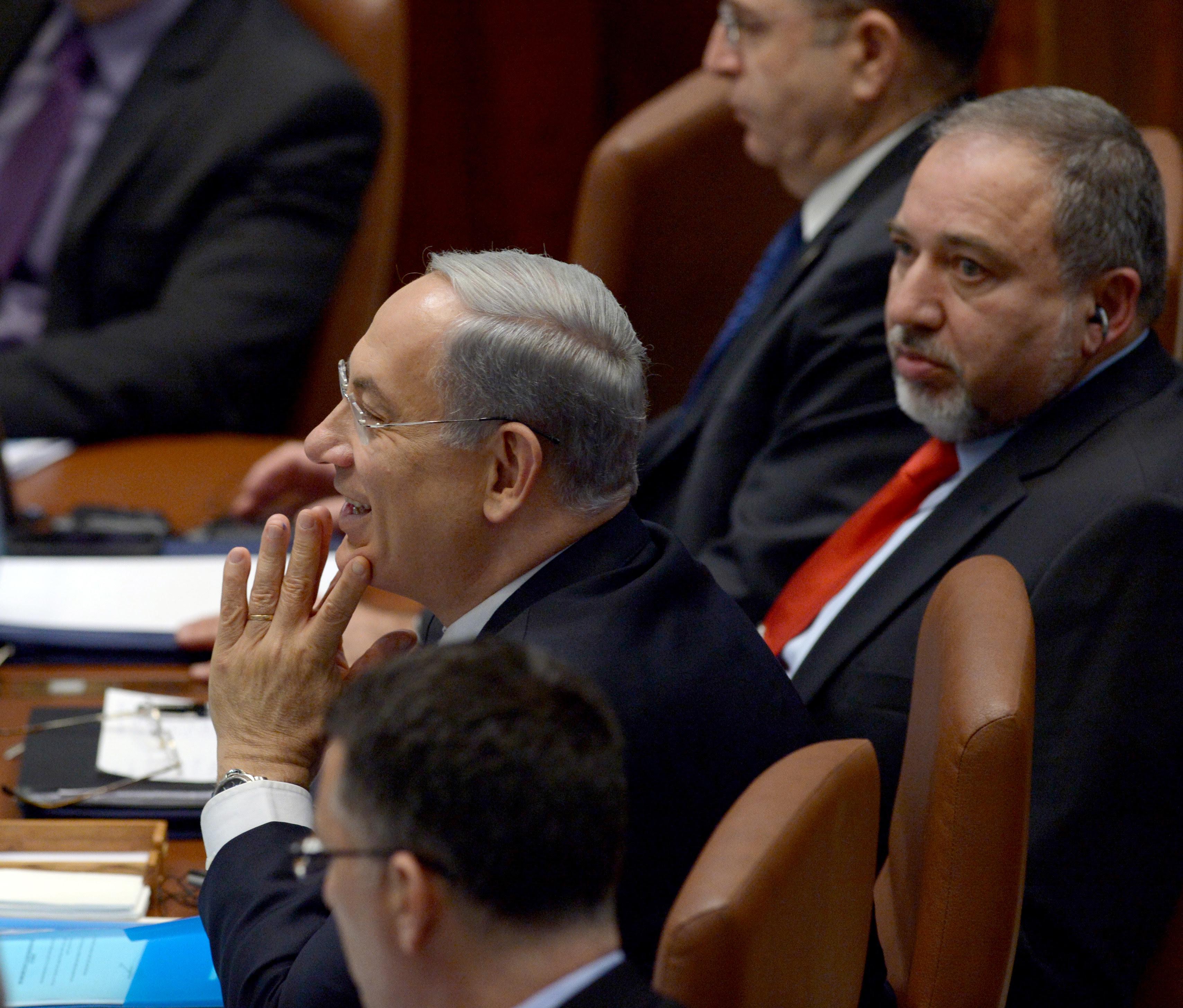 Avigdor Liberman, renuncia ao cargo após o cessar-fogo com o Hamas