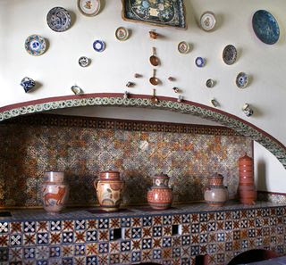 Mexico Cooks!: The Michoacán Kitchen: A Wealth of Memory