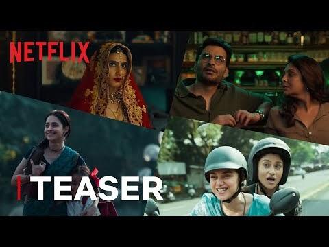 Ajeeb Daastaans Hindi Movie Teaser