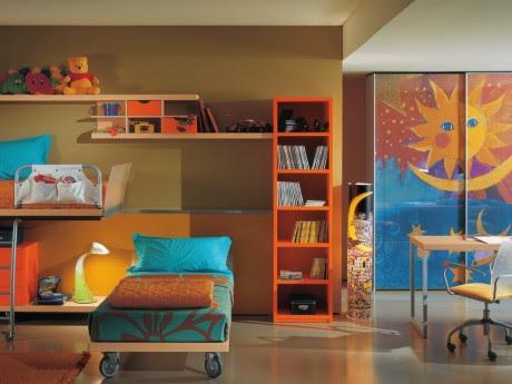 kids bedroom interior design Interior design ideas