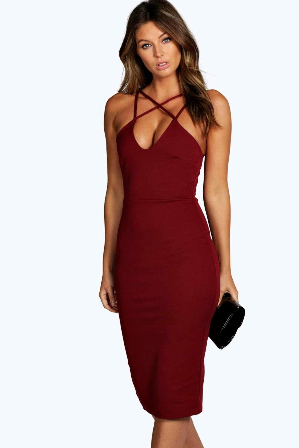 In a world the bodycon dress is what the