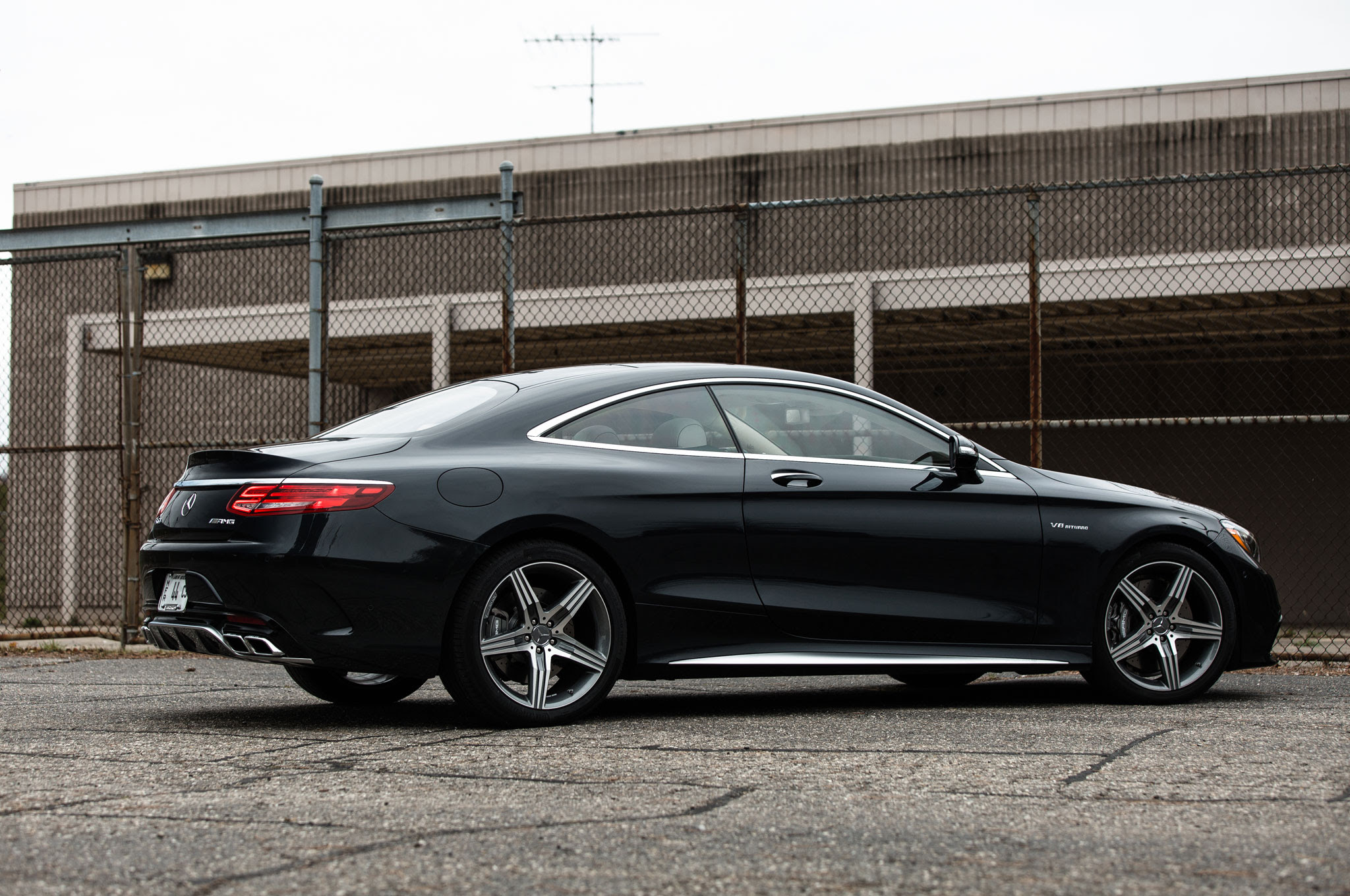635 Miles in Canada in a 2015 Mercedes-Benz S63 AMG 4Matic ...
