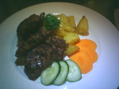 Beef Shashlik