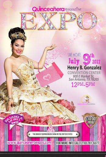 345cb0847ba Quinceañeras Expo Is Finally Here!!!
