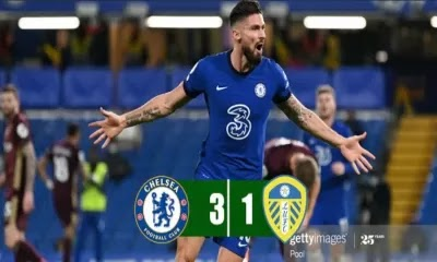 EPL: Chelsea  3 - 1 Leeds United  Goals and Extended Highlights 5/12/2020