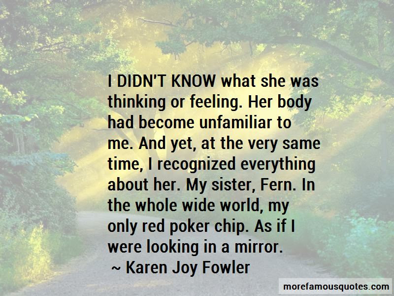 My Sister Is My Mirror Quotes Top 10 Quotes About My Sister Is My
