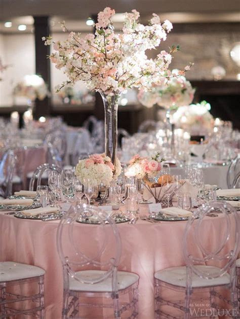 2016 Blush Pink Wedding Reception Decorations Archives
