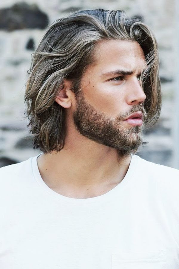 40 Irresistibly Attractive Long Hairstyles For Men ...