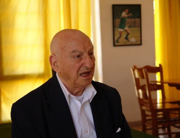 Giustino Di Celmo expresa su frustración por las fallas de justicia en Estados Unidos. Foto: David Vázquez Abella/Cubadebate