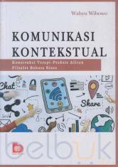 Komunikasi Kontekstual: Konstruksi Terapi Praktis Aliran Filsafat Bahasa Biasa