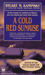 A Cold Red Sunrise - Stuart M. Kaminsky