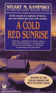 A Cold Red Sunrise - Stuart M. Kaminsky
