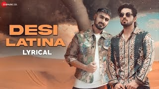 Desi Latina lyrics in hindi by Bambb Homie Ft. SHOBAYY