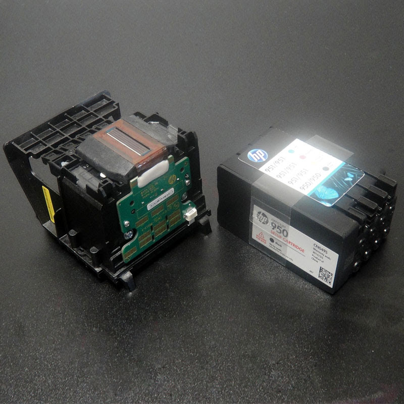 New Oem Original Hp 950 951 Genuine Printhead Setup Cartridge
