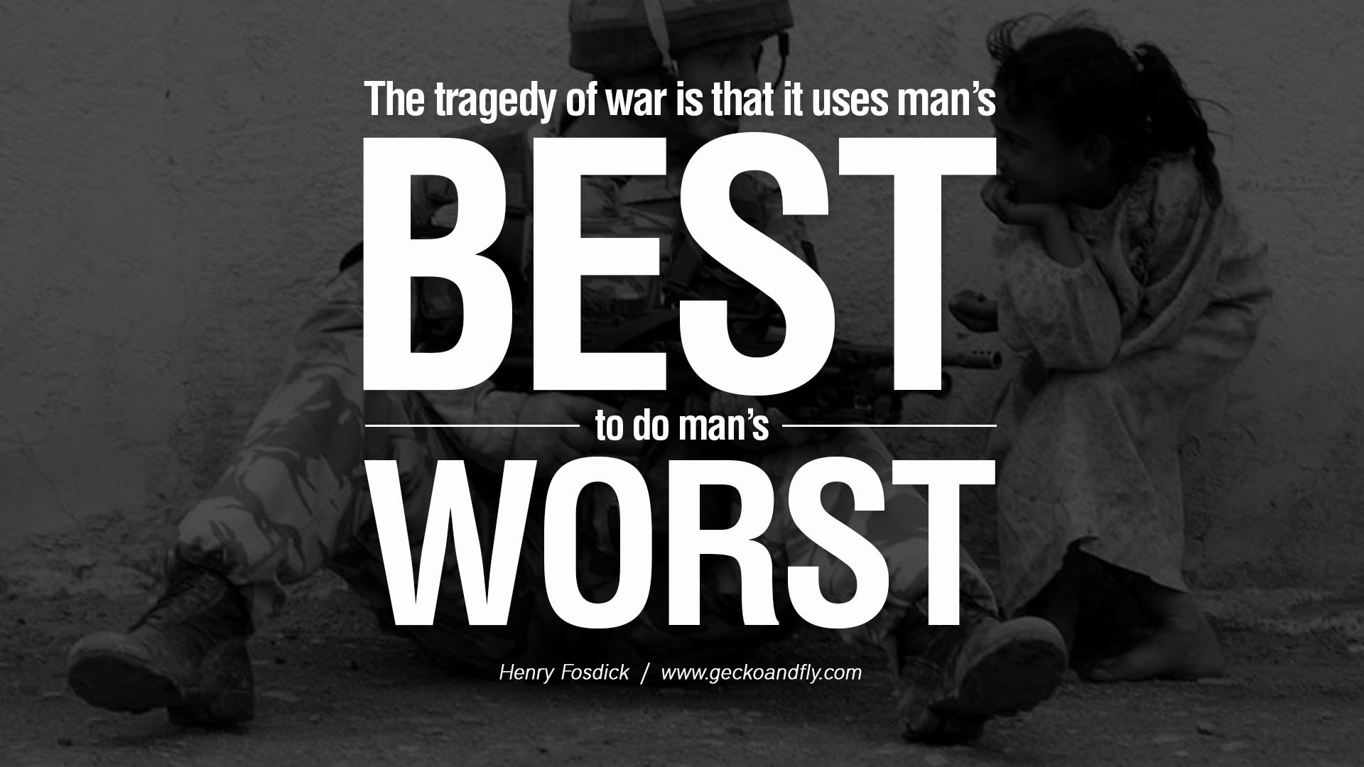 Quotes About Peace And War 593 Quotes
