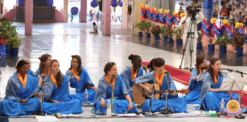 LASA Sings For Universal Oneness…
