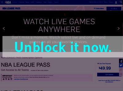 Watch Nba League Pass Outside Us Watch Outside Us