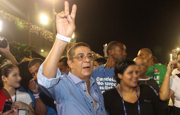 Rio: Dores na coluna deixam Zeca Pagodinho fora dos desfiles - Claudio Andrade/Photo Rio News e Anderson Borde/AgNews