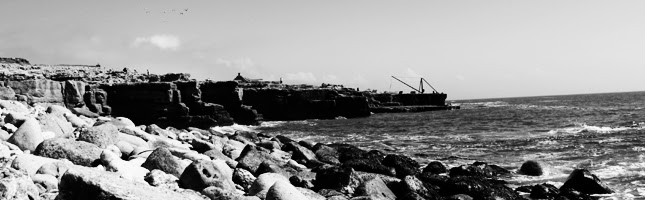 Coastline at Portland Bill